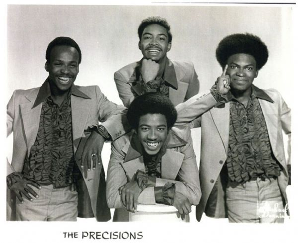 THE PRECISIONS - TAKE A GOOD LOOK / MY SENSE OF DIRECTION